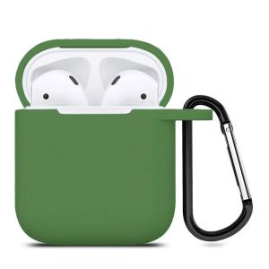 best airpods cases - Zalu Airpods & AirPods Pro Silicone Case