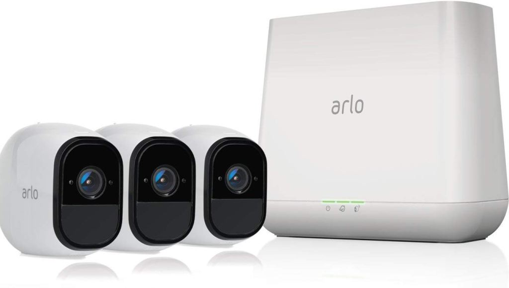 Wireless Home Security Camera arlo