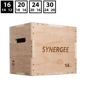 Plyometric Boxes Synergee
