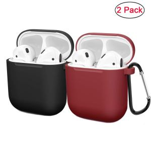 best airpods cases - Doboli Silicone Airpod Cases (2-Pack)