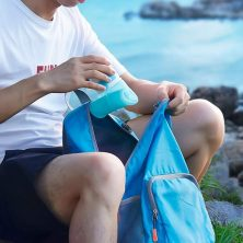 Collapsible Water Bottle Backpack