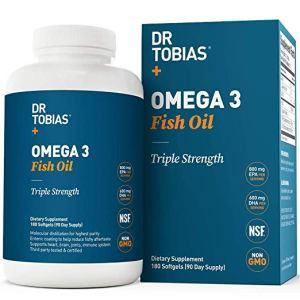 Omega 3 Fish Oil Dr. Tobias