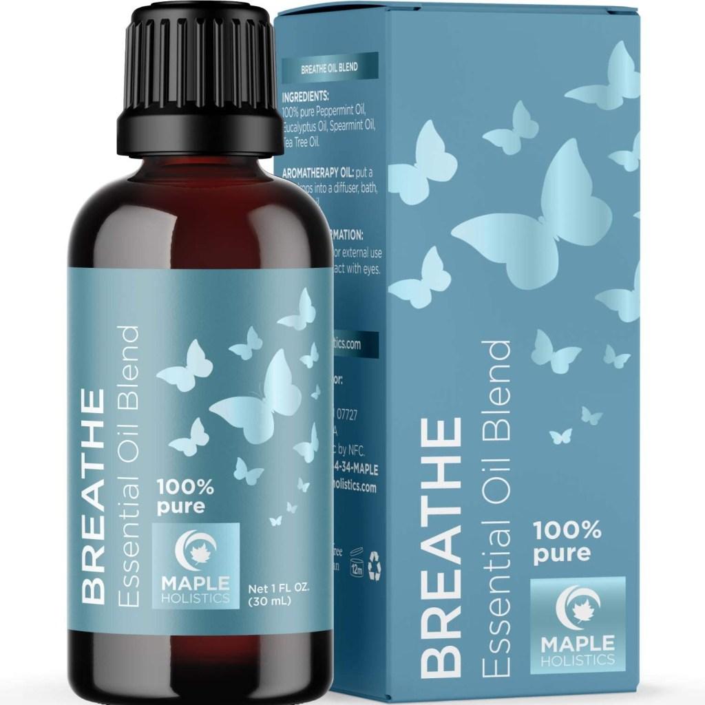 Breathe Essential Oil Blend, Essential Oils for Allergies