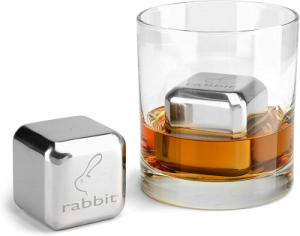 rabbit whiskey stones