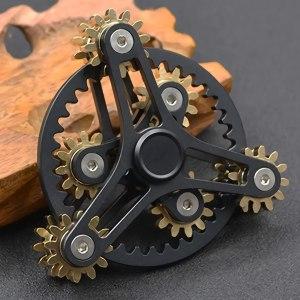 fidget spinner metal nice