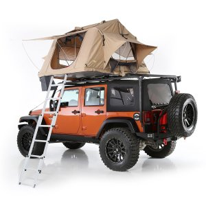 Overlander Rooftop Tent For Car Camping