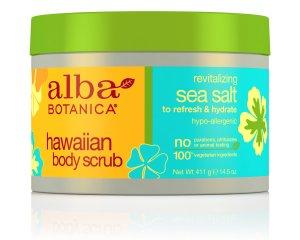 Sea Salt Body Scrub Alba