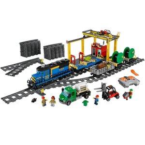 City Cargo Train Set LEGO