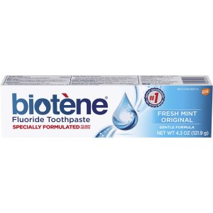 Toothpaste for Dry Mouth Biotene