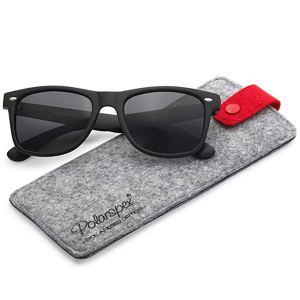 Retro Classic Polarized Sunglasses PolarSpex