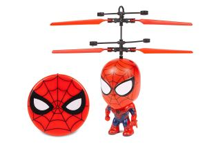 Spider-Man Remote Control Helicopter, BEST SUPERHERO TOY for kids