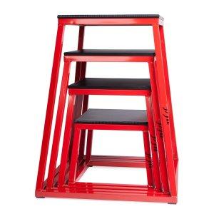 Plyometric Jump Box j/fit