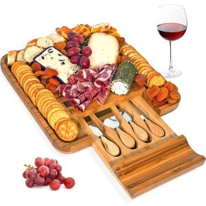 Charcuterie platter cheese board