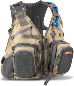 Anglatech fly fishing backpack, hydration vests for running