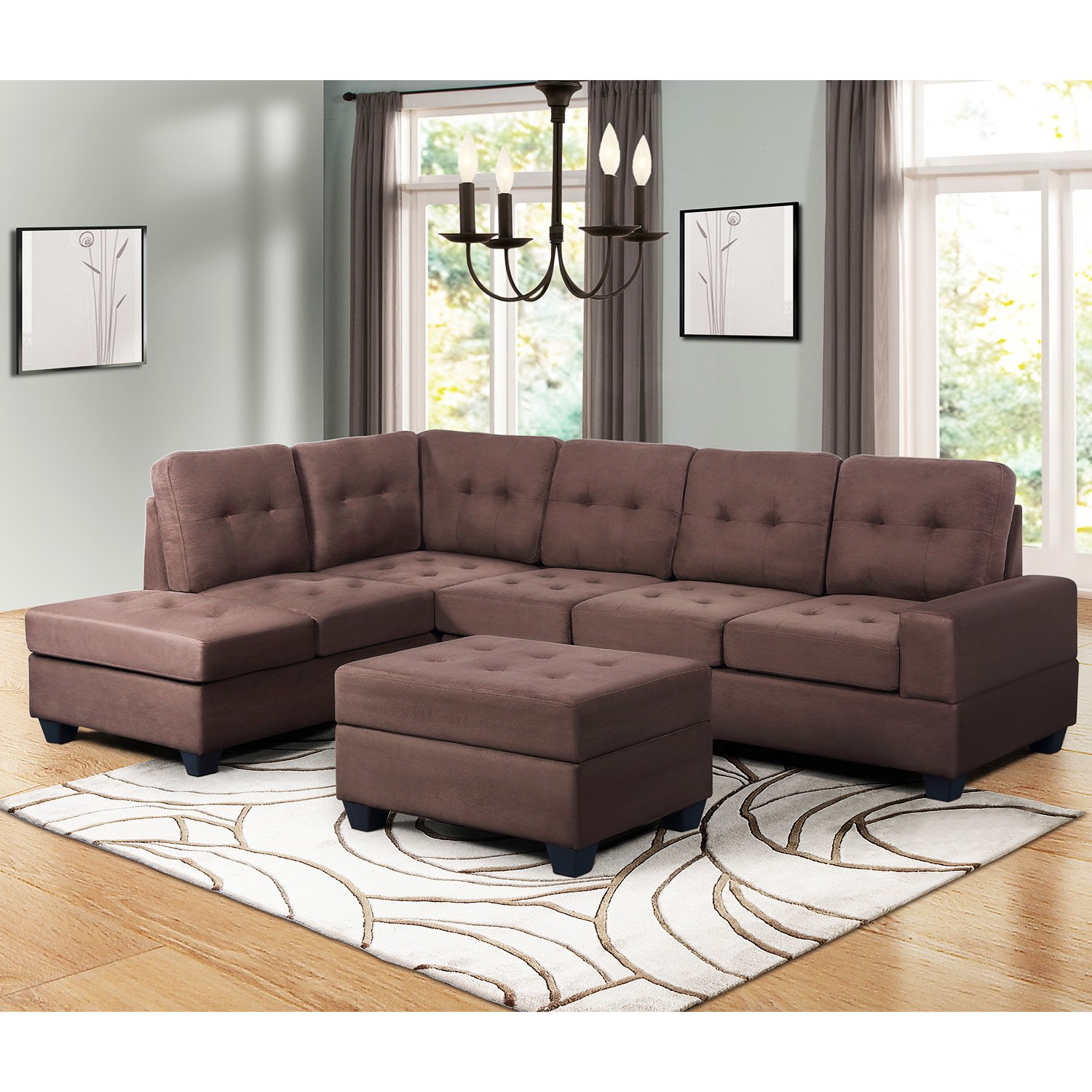 best sectional