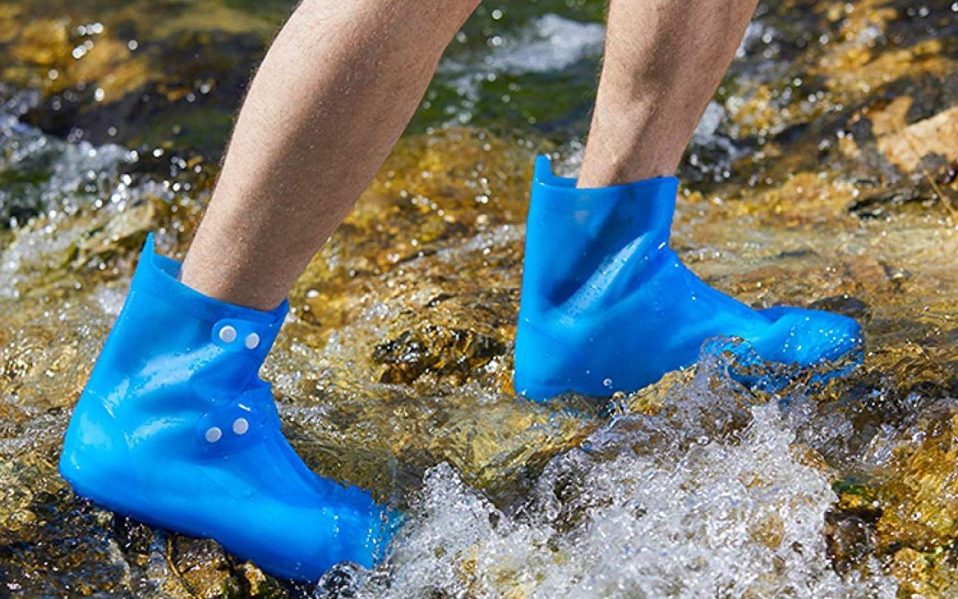 Best Waterproof Silicone Shoe Covers