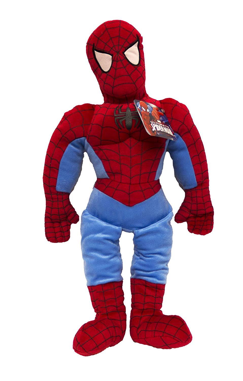 Stuffed Spiderman Toy