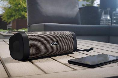 Denon Envaya Pocket Speaker