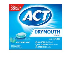 Dry Mouth Cure Tablets