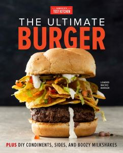 The Ultimate Burger Cookbook