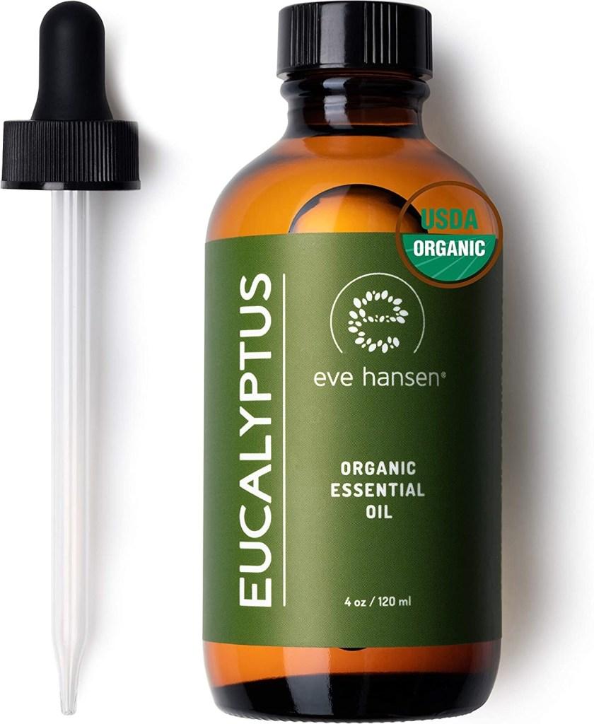 Eve Hansen Eucalyptus Essential Oil, Essential Oils for Allergies