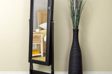 Best Mirrored Jewelry Cabinet