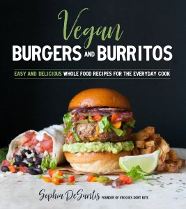 Vegan Burritos and Burgers
