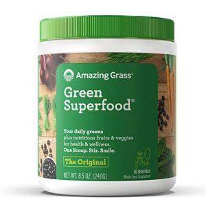 Green Superfood Powder Amazng Grass