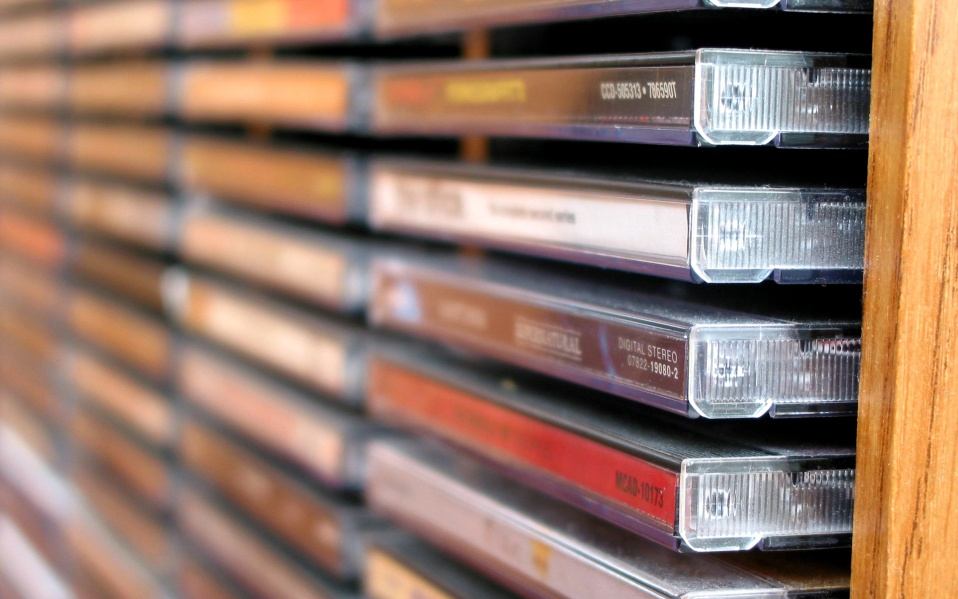 best cd racks shelving