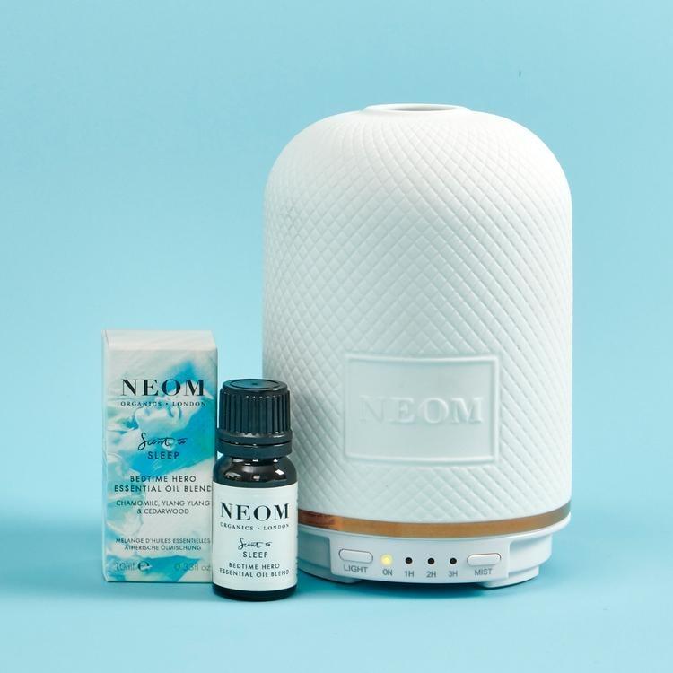 Bedtime Hero Pod Starter Pack, Essential Oils for Allergies