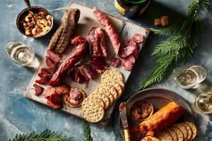 Carnivore club meat delivery, gifts for foodie dads