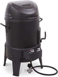 char broil the big easy tru smoker roaster grill