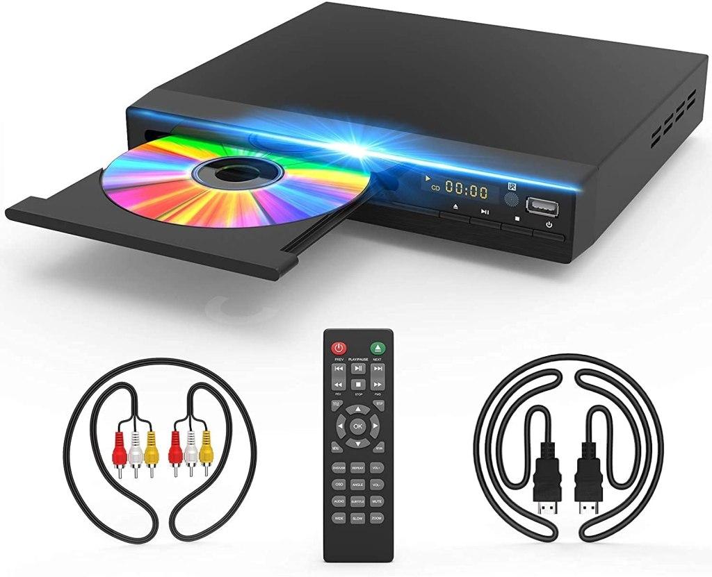 Jinhoo DVD Player