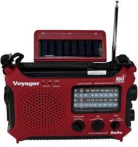 kaito portable crank radio