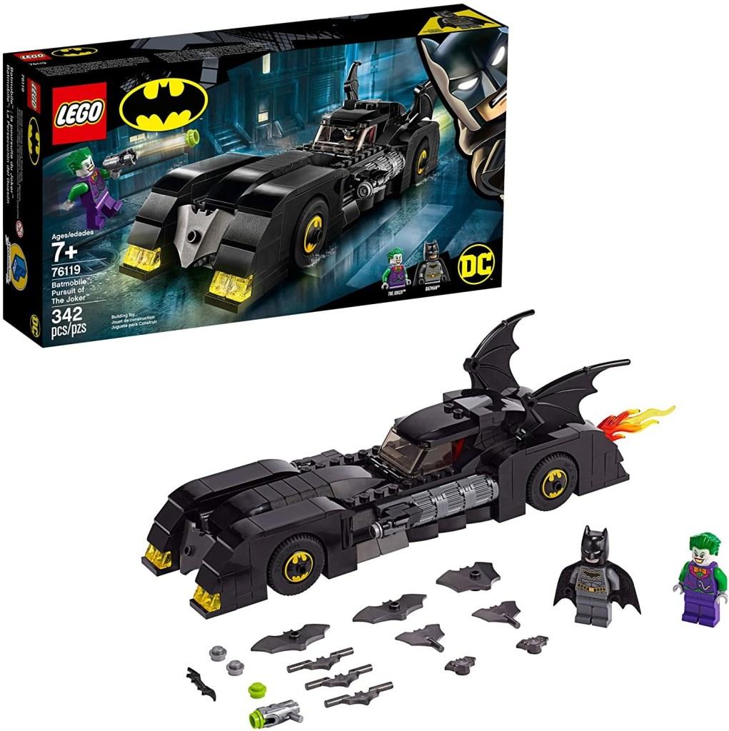 LEGO DC Batman Batmobile: Pursuit of The Joker