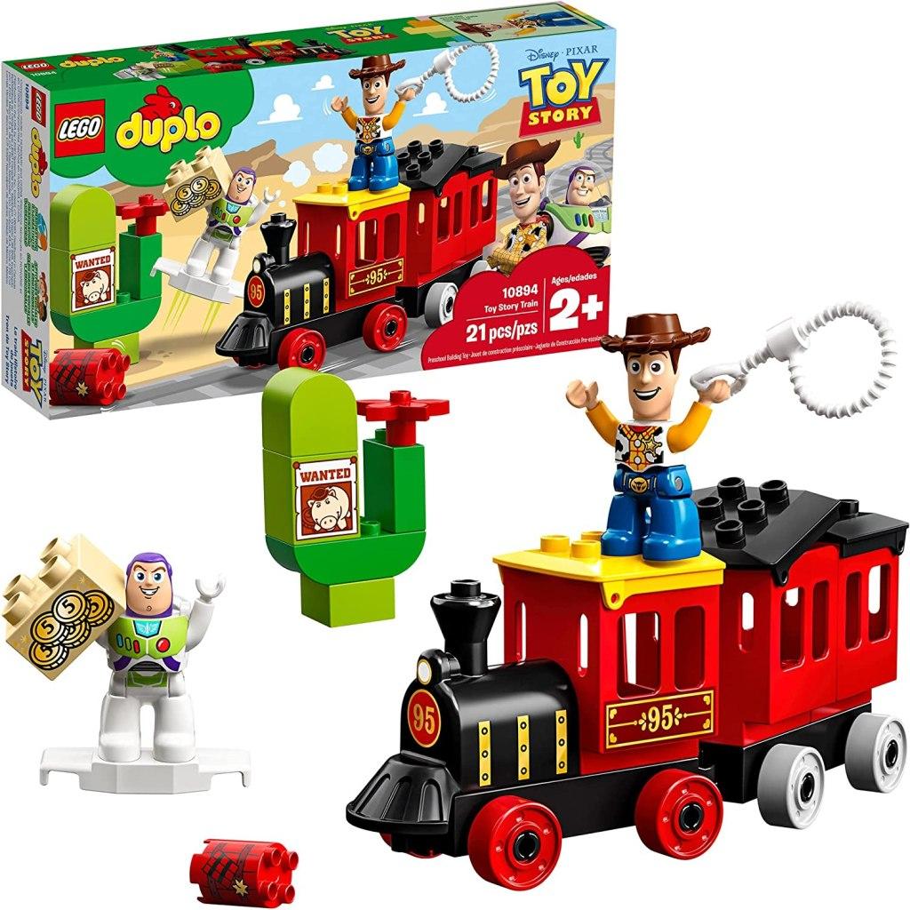 LEGO DUPLO l Disney•Pixar Toy Story Train