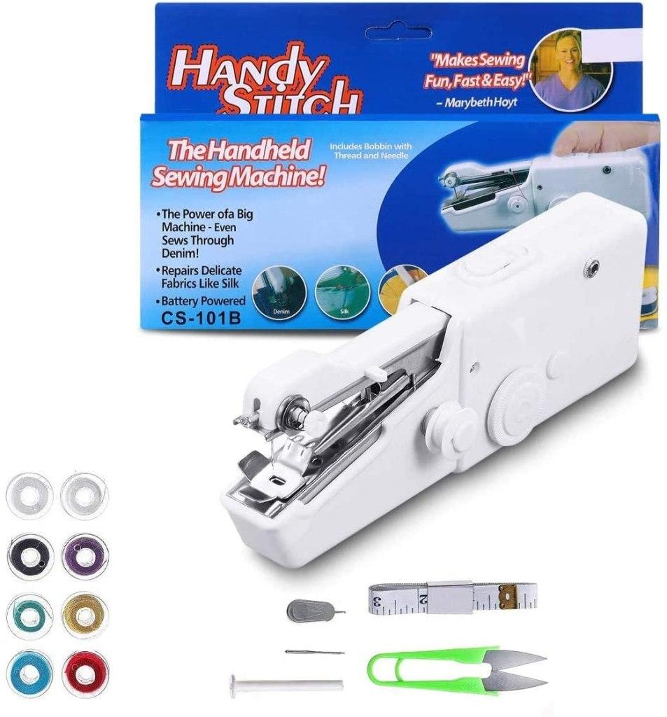 LIUMY Mini Handheld Sewing Machine