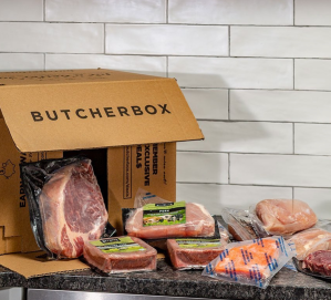 ButcherBox meat delivery, gifts for foodie dads
