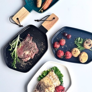 Apolo Steak Plate, gifts for foodie dads
