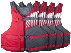 Stohlquist adult life vest