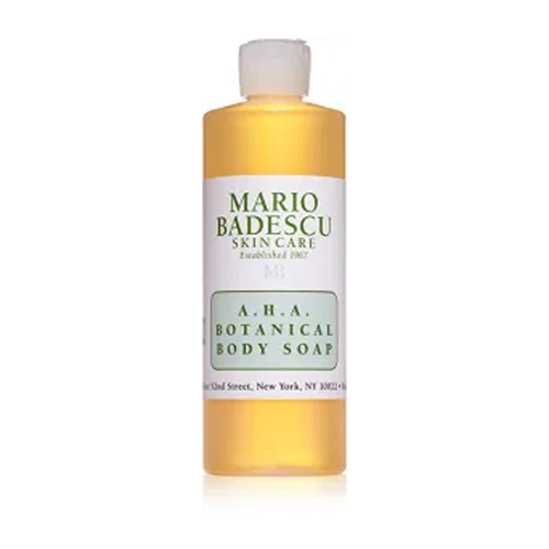 how to get rid of back acne mario badescu