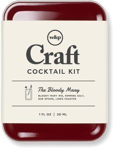 w&p cocktail kit, gifts for foodie dads