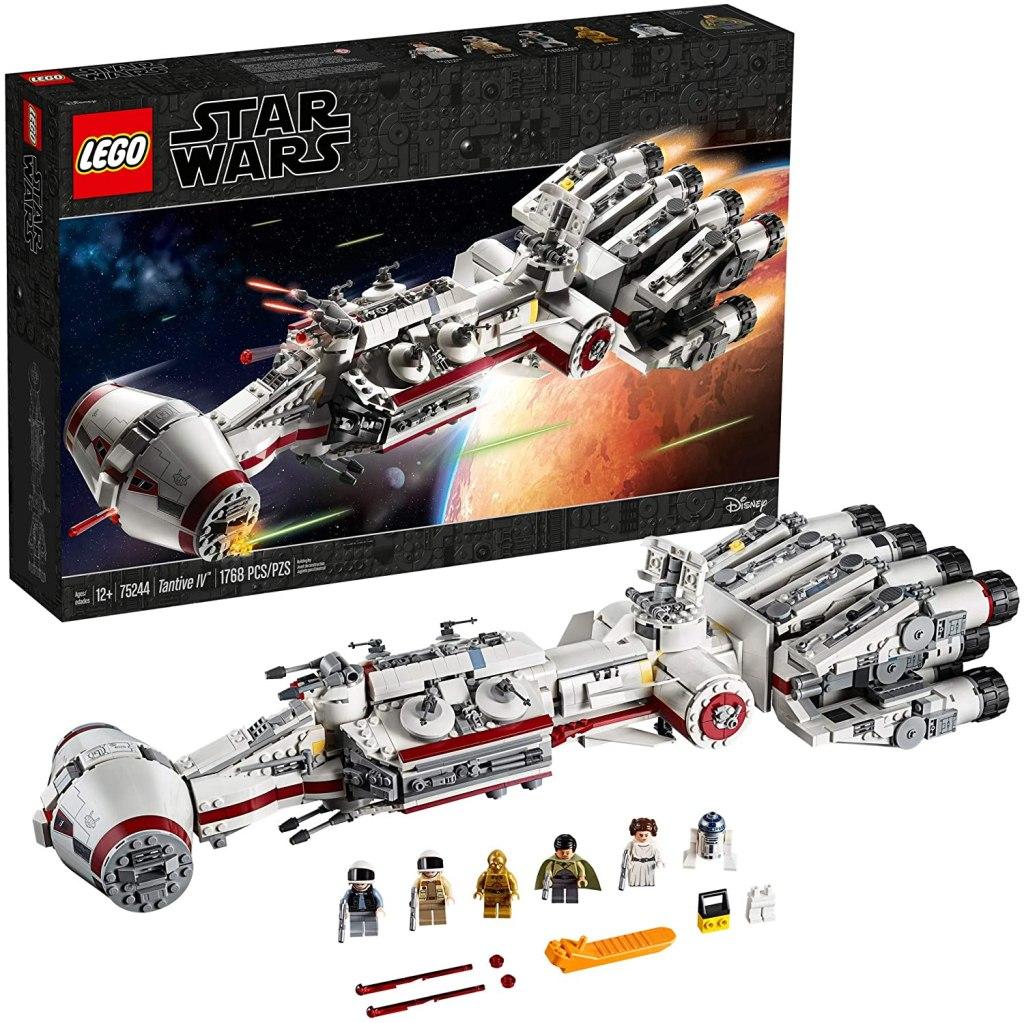 LEGO Star Wars: A New Hope Tantive IV Building Kit