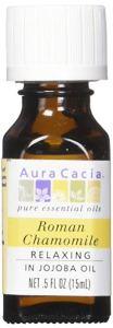 best essential oils allergies roman chamomile