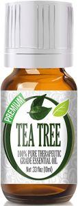 best essential oils allergies tea tree