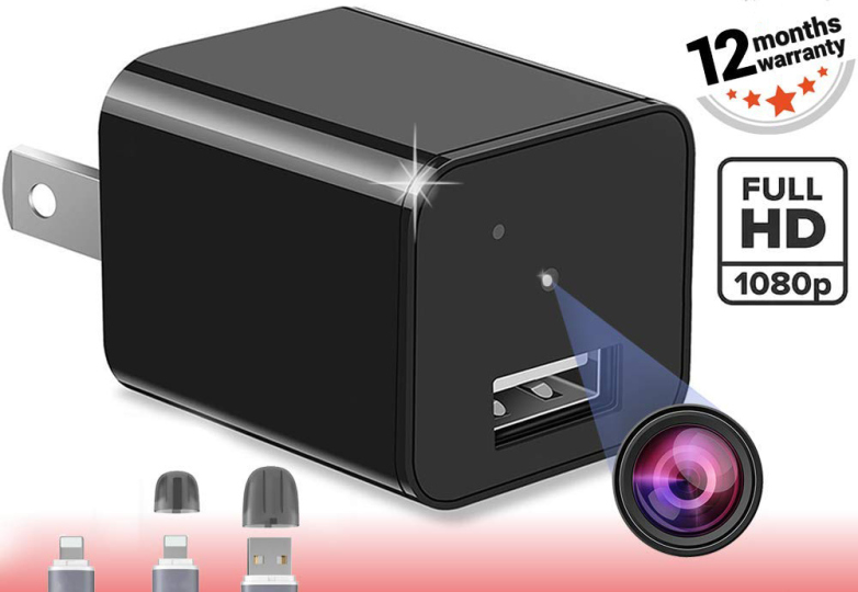 Alpha Tech Mini Hidden Spy Camera