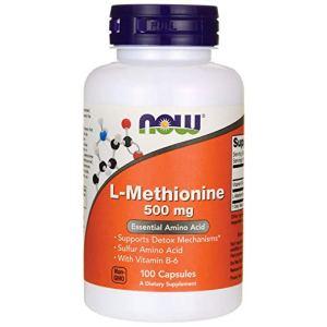 amino acids benefits now l-methionine