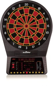 electronic dart boards arachnid cricket pro 800