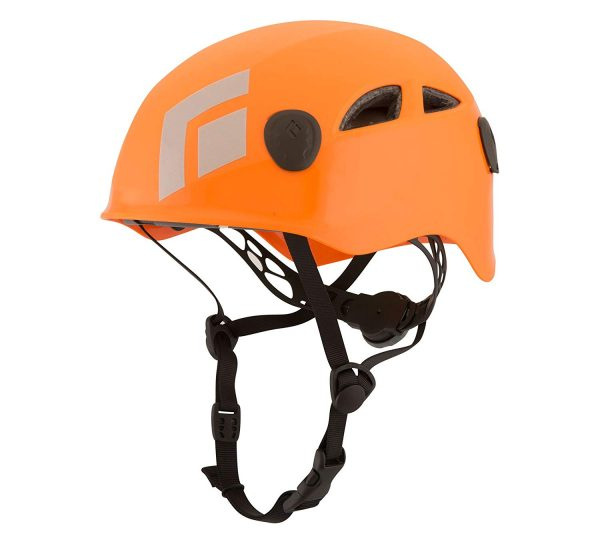 Black Diamond climbing helmet