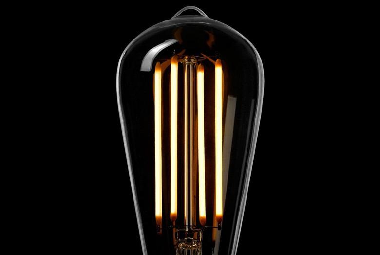 Boncoo Vintage LED Dimmable A19 Edison
